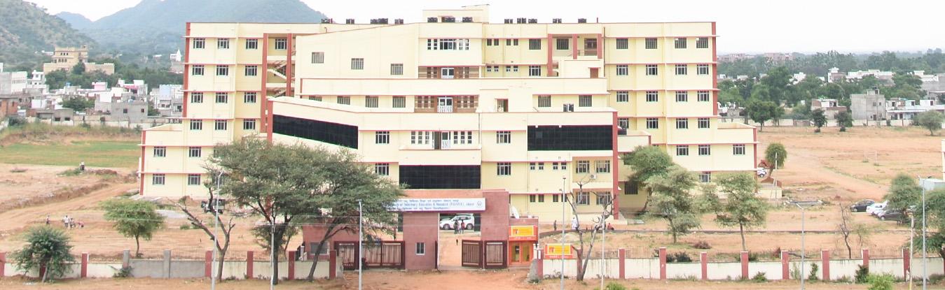 PGIVER, Jaipur – Post Graduate Institute of Veterinary Education